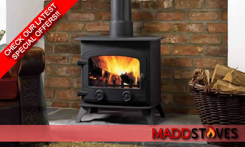 Maddstoves Woodburning Stoves In Perth Scotland